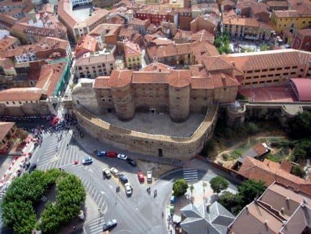 Leon-Archivo Historico-trasera