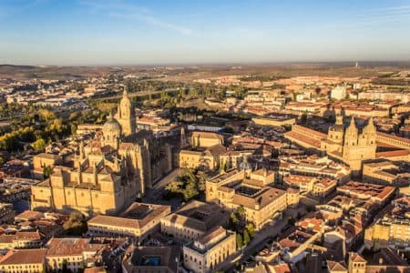 Salamanca-Globo-Panoramica-Catedral-Clerecia