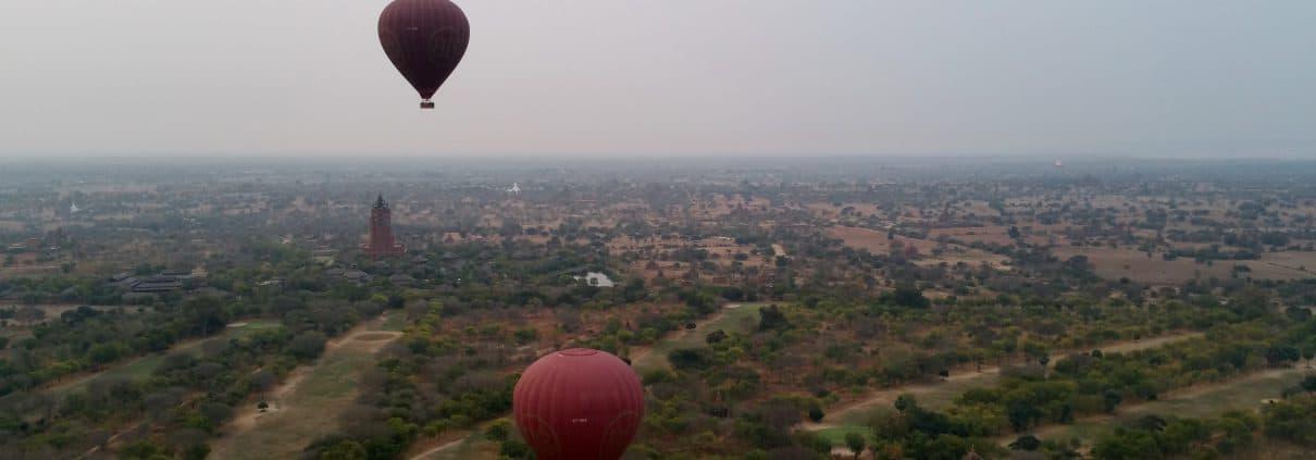 Bagan en globo